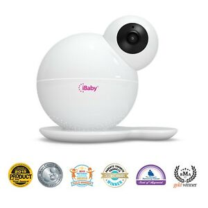 iBaby Monitor M6S, Smart Digital Wi-Fi Baby Monitor With Smart Alerts & Sensors
