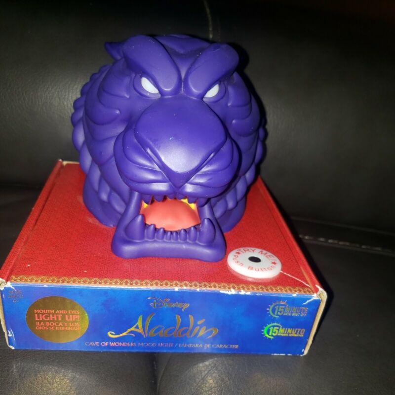 Disney Princess - Cave of Wonders - Mood Light - Aladdin - NEW w/ box