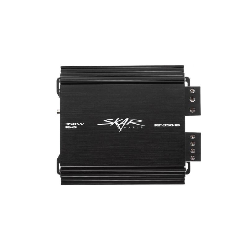 NEW SKAR AUDIO RP-350.1D 380 WATT MAX POWER CLASS D MONOBLOCK SUB AMPLIFIER