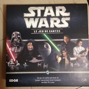 Star Wars the card game LCG French