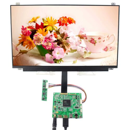 "4K HDMI DP LCD Controller Board 15.6"" B156ZAN02.3 LP156UD1  3840x2160 LCD Screen"