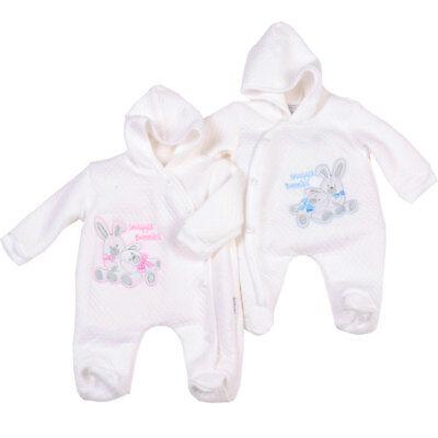 Premature Preemie Baby Clothes Tiny sleepsuit White Boy Girl reborn FS TB NB
