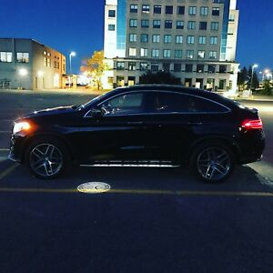 Mercedes GLE 350d Coupe AMG Package