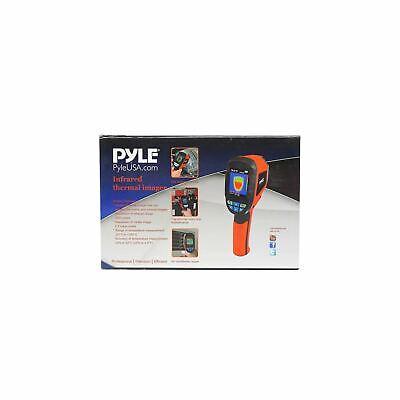 Use Pyle Infrared Ir Thermal Imaging Camera - Digital Heat Sensor Spotter