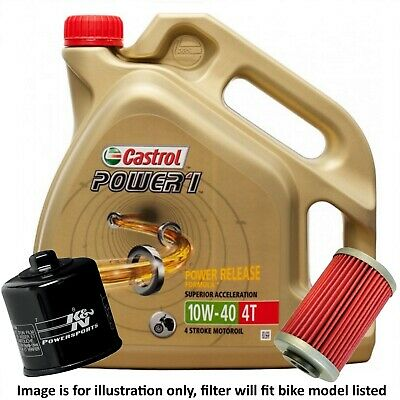 <em>VICTORY</em> 1731 <em>CROSS COUNTRY TOUR</em> 2015 POWER 1 OIL AND KN FILTER KIT
