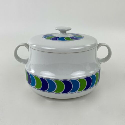 Arzberg 711 Soup Tureen Porcelain Hans Theo Baumann Form + Dekor  Mid Century