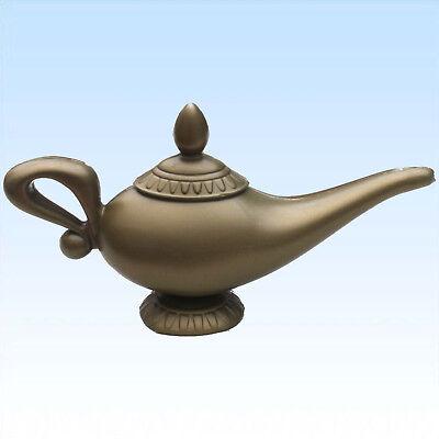 Lampe Aladin Öllampe Geist Aladdin Wunderlampe Märchen Kostümzubehör Accessoire