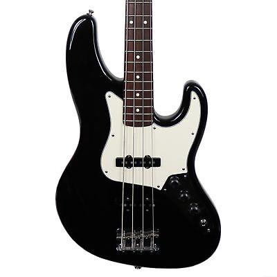 1990 Fender American Standard Jazz Bass Black Finish, usado comprar usado  Enviando para Brazil