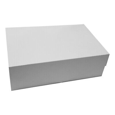 Extra Large Gift Box with Lid 17x14.5x5.5 Wedding Bridesmaid Proposal Box -
