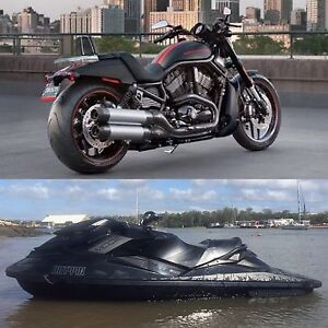 WANTED: Harley Night Rod or V-Rod (Will swap Seadoo RXP-X) Virginia Brisbane North East Preview
