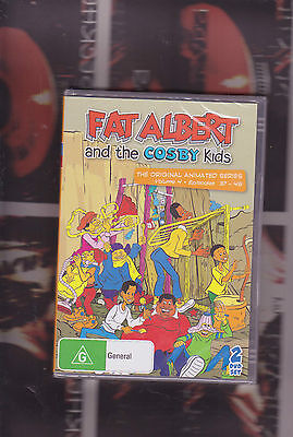 3 fat albert dvds(2 x editions 2 dvd sets and 1 single dvd halloween - Fat Albert Halloween