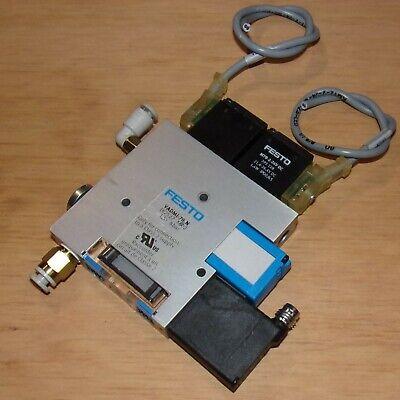 Festo 1.5-8bar Venturi Vacuum Generator Vadmi-70-n 162527