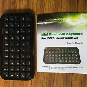 Mini Bluetooth keyboard Newcastle West Newcastle Area Preview