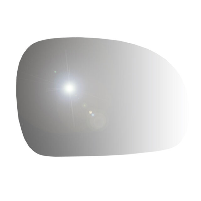 Summit Aspheric Driver Right / Offside O/S RH Side Wing Mirror Glass &Back/Heat