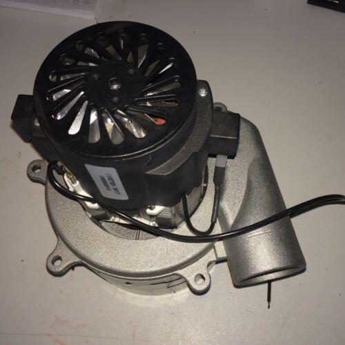 NEW Ametek Vacuum Motor 3 stage 230V 5 7 IN  #065900018 Free Shipping