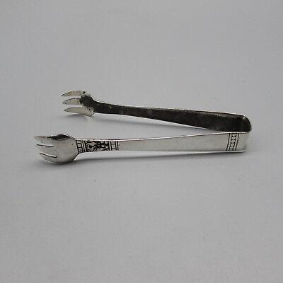 Oneida Silverplate FOREVER 1939 Sugar Tongs * - Oneida Silverplate Flatware Sugar