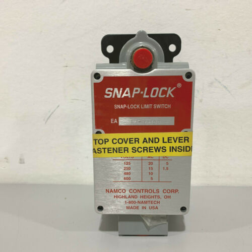 New Namco Controls EA170-32100 Snap-Lock Limit Switch