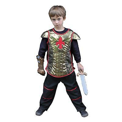 Travis Designs Boys Brave Heart Knight Fance Dress Costume 6-8 Years BNIB