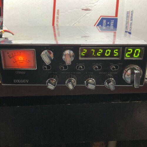 GALAXY DX-66V RADIO