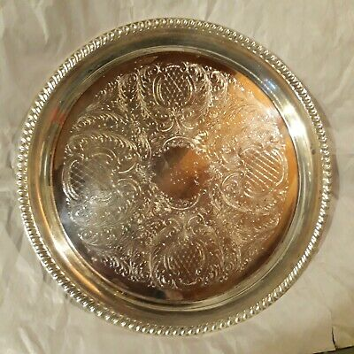 Platters Trays Kent Silver