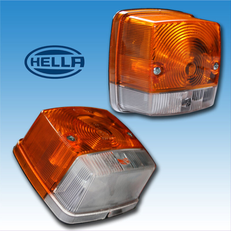 Hella Blink & Positionsleuchte für  724 824 433 533 633 Traktor Schlepper  Foto 1