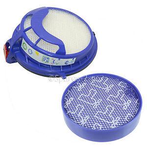 Genuine dyson dc25 dc25i vacuum pre filter hepa post for Dyson pre motor filter