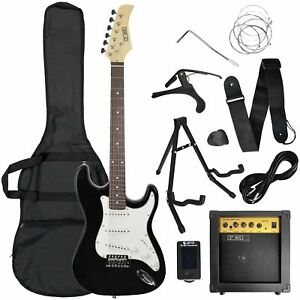 3rd Avenue Electric Guitar Pack Full Size with Amp