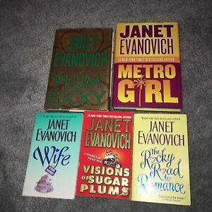 Janet Evanovich novels