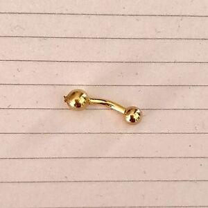 14caret gold body jewellery Greenmount Mundaring Area Preview
