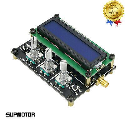 Rf Power Meter Radio Frequency 1mhz10ghz -50dbm0dbm Settable Attenuation Value