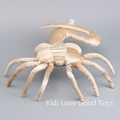 Movie ALIEN Facehugger Creative Funny Plush Doll Toy COOL Halloween Gift 18''](Creative Halloween Games)