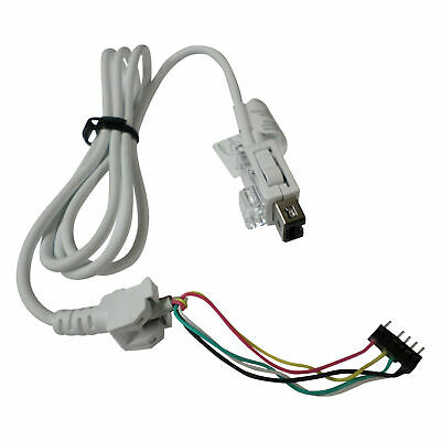 Cable for Wii Nunchuck compatible replacement - white | ZedLabz