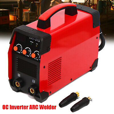 Portable Arc Welding Machine Electric Stick Welder Inverter Welder8000w 110-560v