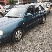 2001 Hyundai Elantra Sedan reg&rwc $2399 driveaway Hoppers Crossing Wyndham Area Preview
