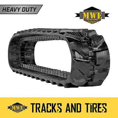 Fits Yanmar B15 - 9 Mwe Heavy Duty Excavator Rubber Track