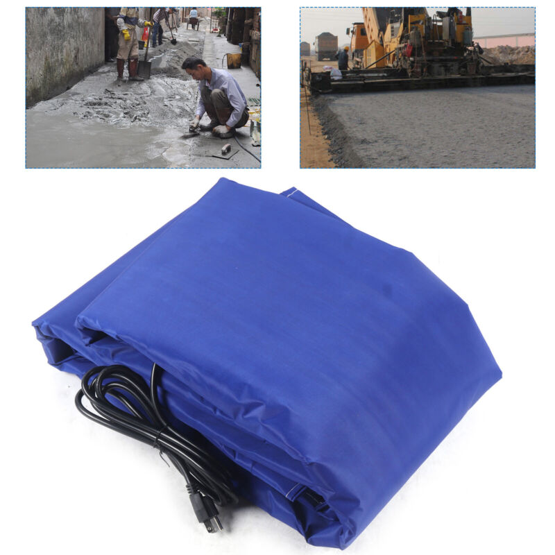 Ground Thawing Blanket 4