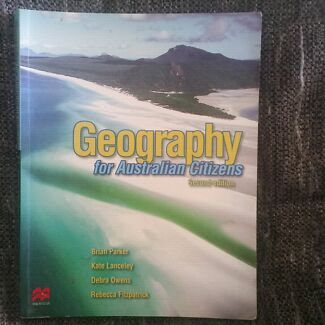 Geography for global citizens textbooks gumtree australia ryde geography for australia citizens sciox Images