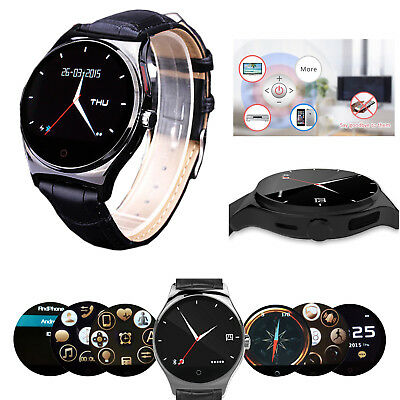 Bluetooth Wrist Smart Watch Phone For Android Samsung Note 10 Pro 9 LG G8 G7 HTC