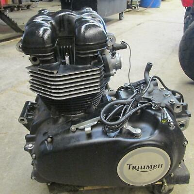 2005 triumph speedmaster ENGINE MOTOR