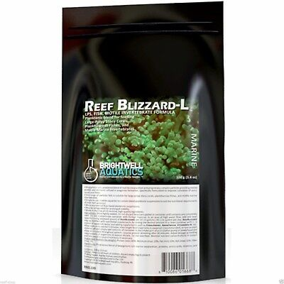 BRIGHTWELL REEF BLIZZARD-L 50 Grams Best Value Coral