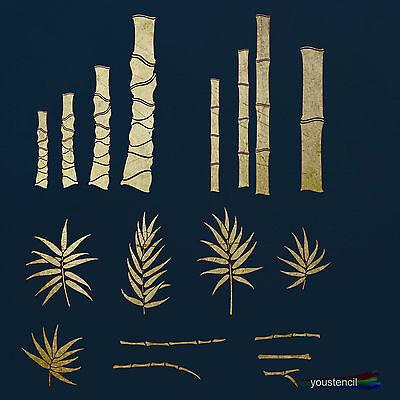 трафареты & шаблоны Bamboo Stencil Kit