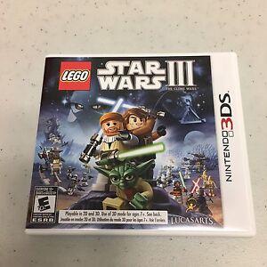 Star Wars III - Nintendo 3DS