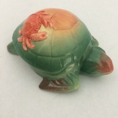 KEVIN FRANCIS OSCAR SEA TURTLE FACE POTS BOXED
