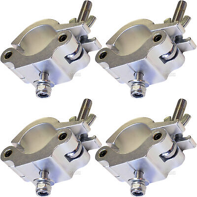 """4x Global Truss Pro Clamps Berger Clamp for 2"""" Truss or Tubing Half Cheseborough"""