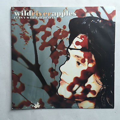 WILD RIVER APPLES - I CAN'T WAIT FOR HEAVEN * 12 INCH VINYL * FREE P&P UK *