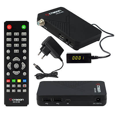 Octagon SX8 Mini One Full HD Sat Receiver Multistream USB, Youtube, IPTV, IP TV