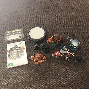 Wii Skylanders Giants Maryland Newcastle Area Preview