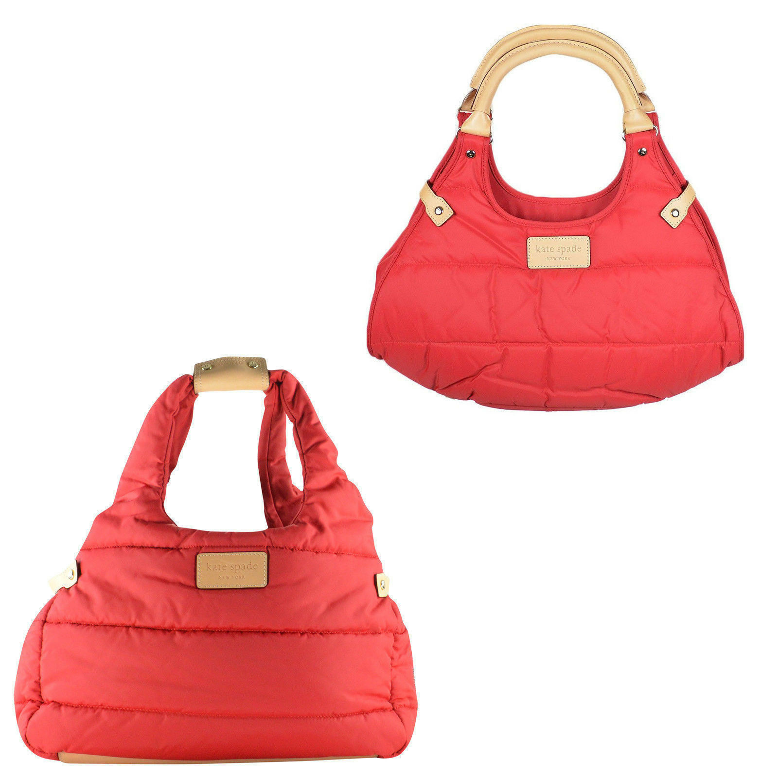 Kate Spade Snow Mass Quilted Puffer Bag