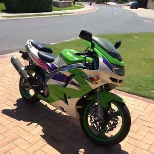 1995 Kawasaki ZX6R Currambine Joondalup Area Preview