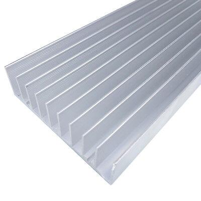 Us Stock Universal Aluminum Heatsink Power Triode Fet Led Ssr 9.45x3x0.87